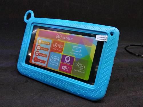 Tablet 7 Con Funda Quadcore 8 Gb 1 Ram Android 5.1