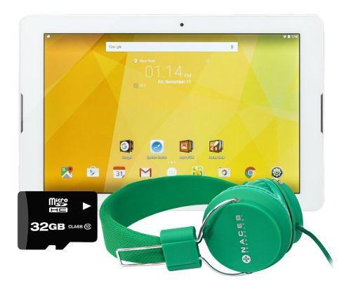 Tablet Acer Iconia 16gb 1gb Ram Quad Core + Kit - Blanco