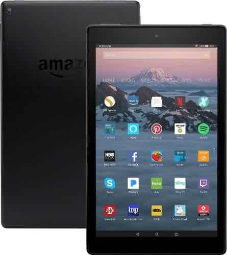 Tablet Amazon Fire 10 Hd 32 Gb Alexa Full Hd Envio Gratis