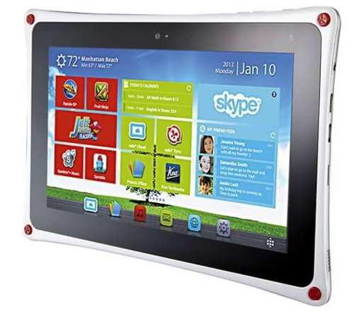 Tablet Nabi Fuhu Xd 16gb 10.1 Pulgadas Android 4.1 1gb Ram
