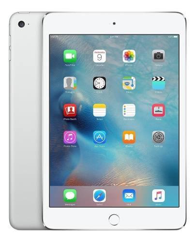 iPad Mini 4 De 128gb Nueva Sellada Color Dorada
