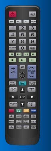 10pz- Control Remoto Para Tv Pantalla Samsung Led Lcd Plasma