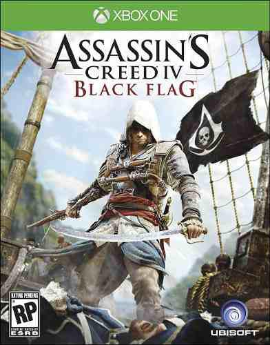 Assassin's Creed 4 Black Flag Xbox One Juego Nuevo Karzov *