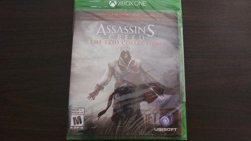 Assassins Creed The Ezio Collection Xbox One Nuevo, Sellado