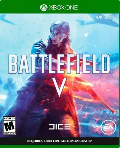 Battlefield V Xbox One Nuevo (en D3 Gamers)