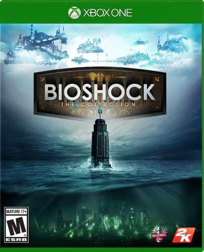 Bioshock The Collection Xbox One Nuevo (en D3 Gamers)