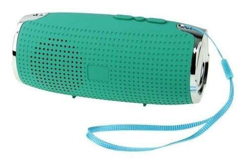 Bocina Portátil Radio Fm Lector Usb Micro Sd Varios Colores
