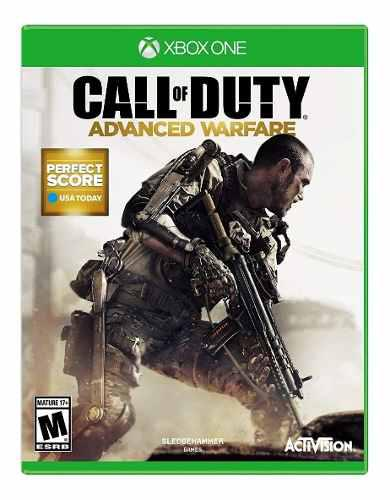Call Of Duty Advanced Warfare Xbox One (en D3 Gamers)