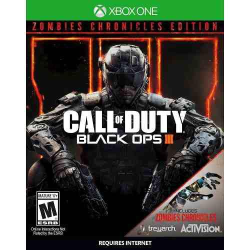 Call Of Duty Black Ops 3 Chronicles Zombies Xbox One