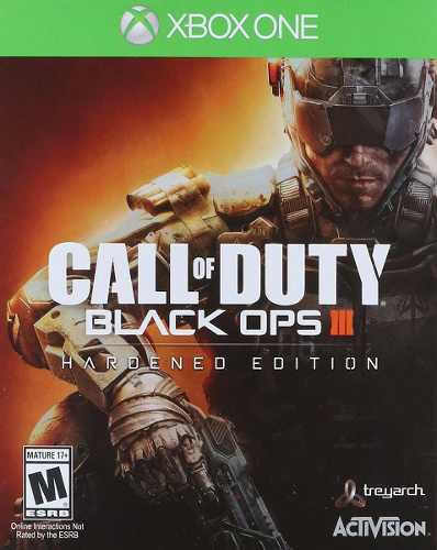 Call Of Duty Black Ops 3 Hardened Edition Xbox One Nuevo