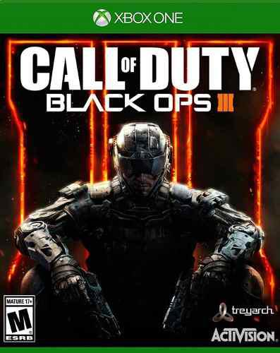 Call Of Duty Black Ops 3 Xbox One Nuevo