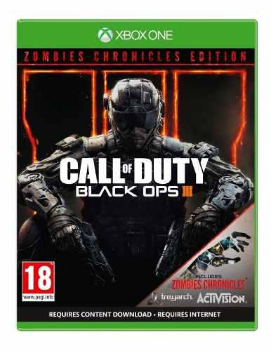 Call Of Duty Black Ops 3 Zombies Chronicles Xbox One Meses