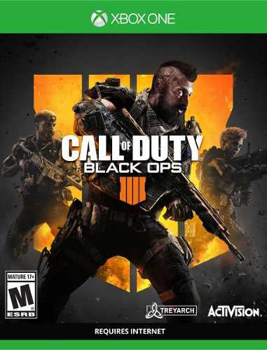 Call Of Duty Black Ops 4 Edición Estandar - Xbox One