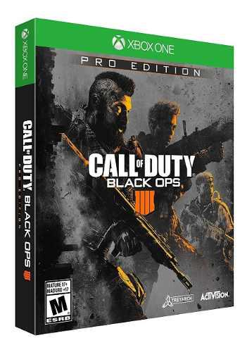 Call Of Duty Black Ops 4 Pro Edition Xbox One (en D3 Gamers
