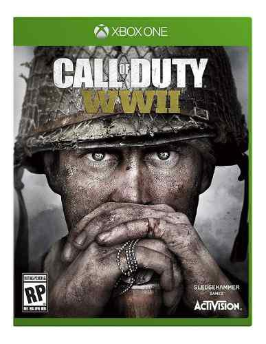 Call Of Duty Ww2 Xbox One Nuevo Y Sellado (en D3 Gamers)