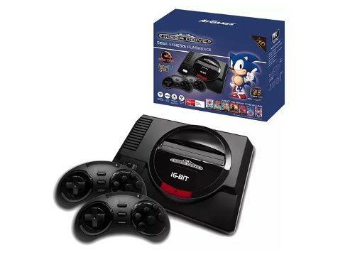 Consola Sega Genesis Flashback Hd Controles Inalambricos