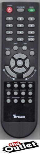 Control Remoto Original Para Tv Lcd Led Marca Speler