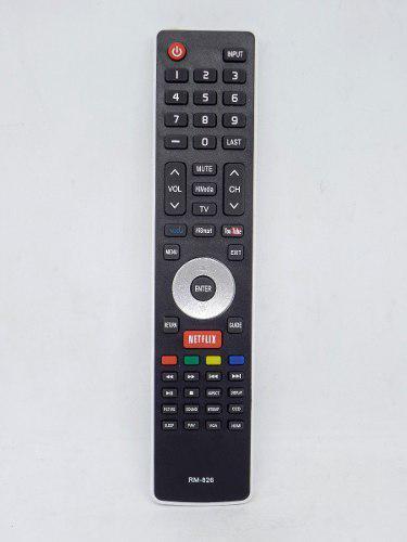 Control Remoto Tv Hisense Smart Television Lcd Led Netflix