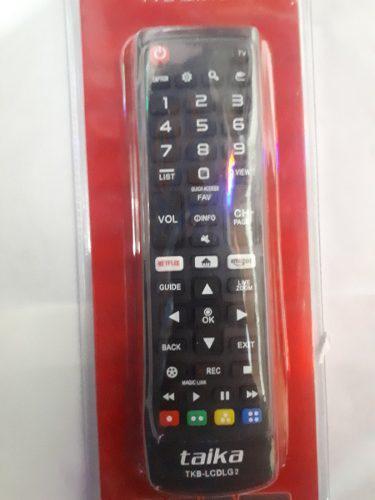 Control Remoto Tv Lcd Led Y Plasma Lg