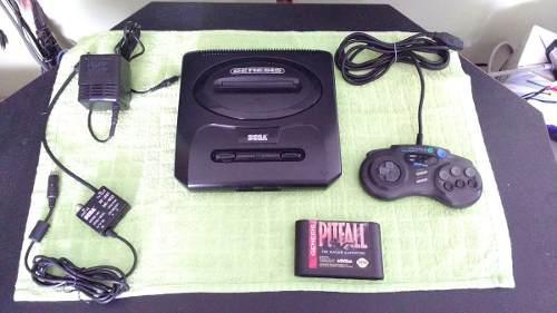 Cvv Consola Sega Genesis 2 Completa