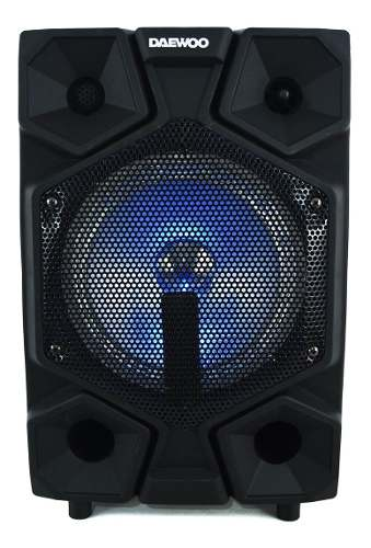 Daewoo Bafles Amplificados 8 Pulgadas Bluetooth Dw- /e