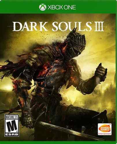 Dark Souls 3 Para Xbox One Nuevo (en D3 Gamers)