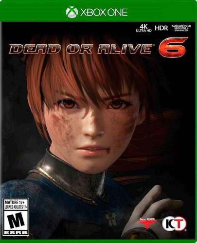 Dead Or Alive 6 Xbox One Nuevo