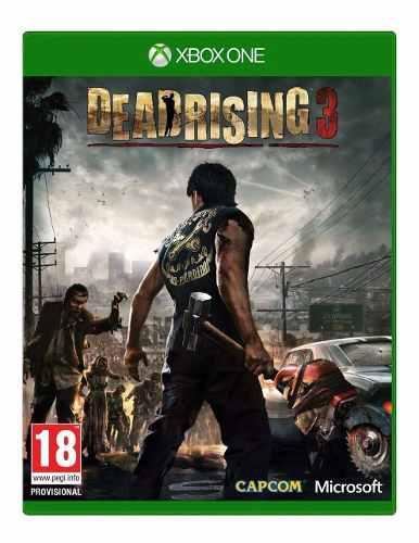 Dead Rising 3 Para Xbox One Fisico Nuevo