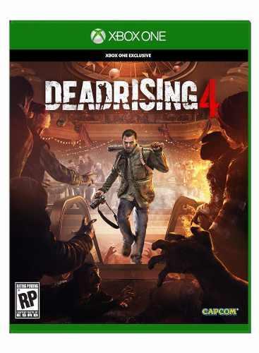 Dead Rising 4 Para Xbox One Nuevo Fisico