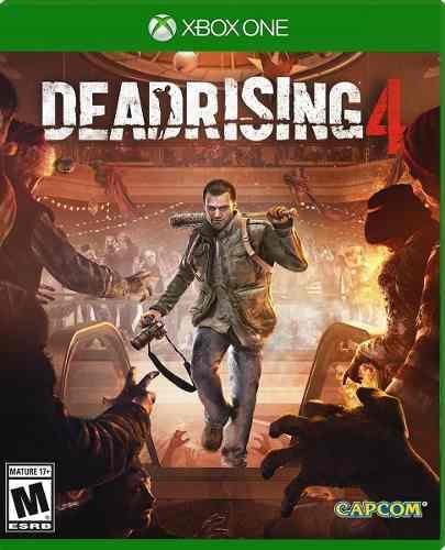 Dead Rising 4 Xbox One Nuevo (En D3 Gamers)
