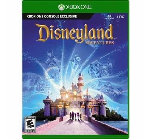 Disneyland Adventures Xbox One Nuevo Sellado