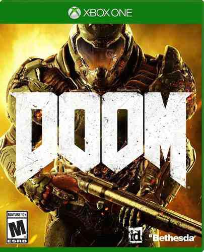 Doom Day One Xbox One Nuevo (en D3 Gamers)