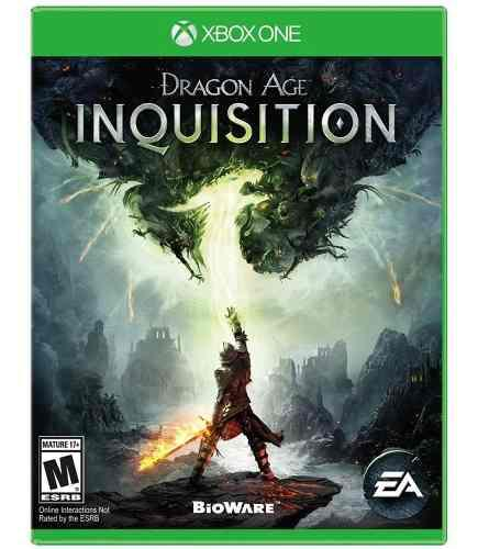 Dragon Age Inquisition Xb1 Nuevo