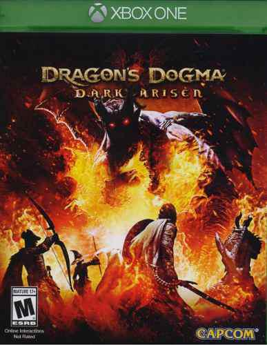 Dragon ' S Dogma Dark Arisen Xbox One Nuevo En Karzov