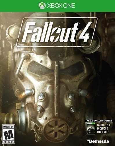 Fallout 4 Xbox One Nuevo Sellado