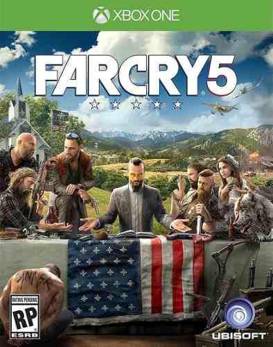 Far Cry 5 Para Xbox One Juegas Online