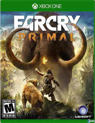 Far Cry Primal Para Xbox One En Whole Games !!!