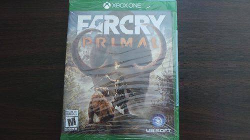 Farcry Primal Xbox One Nuevo Sellado