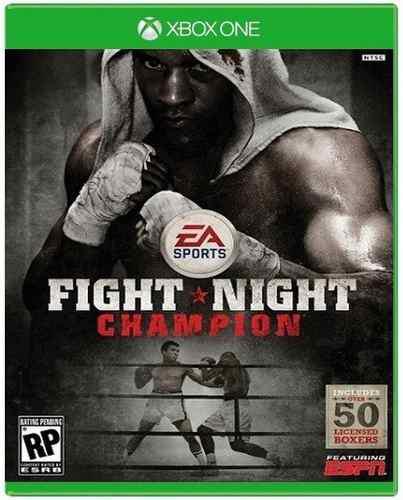 Fight Night Champion Xbox One Nuevo Sellado Juego Videojuego