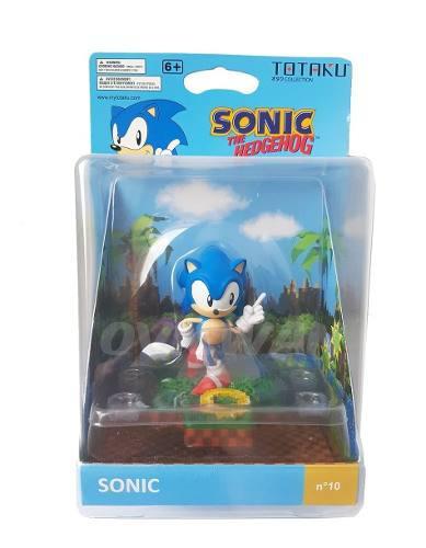 Figura Sonic The Hedgehog Totaku Collection Sega Think Geek
