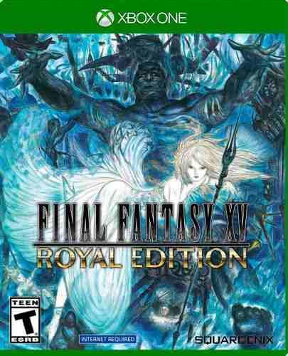 Final Fantasy Xv Royal Edition En Xbox One. Nuevo Y Sellado.