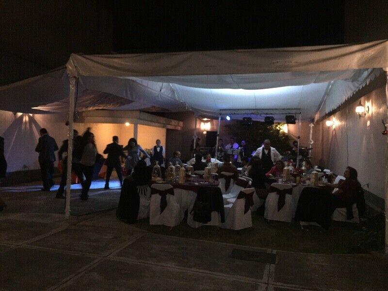 Jardin en Coyoacán para eventos de dia