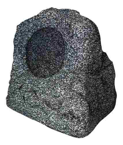 Juego De 4 Bocinas En Forma De Roca   Bocroc-combo/ot