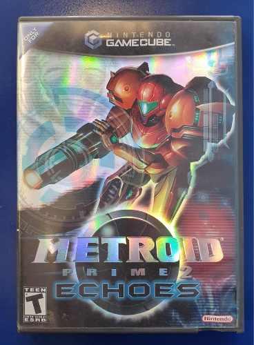 Juego Nintendo Game Cube Metroid