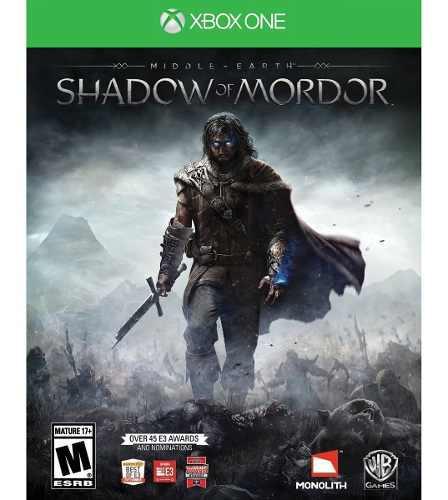 Juego Shadow Of Mordor Para Xbox One Nuevo Original