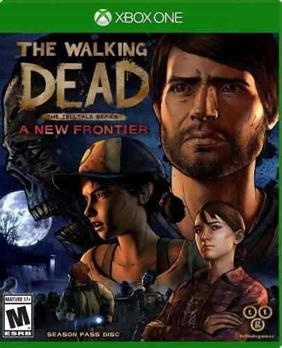 Juego The Walking Dead Xbox One Nuevo Original