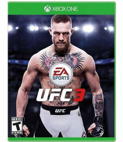 Juego Ufc 3 Xbox One Nuevo Original