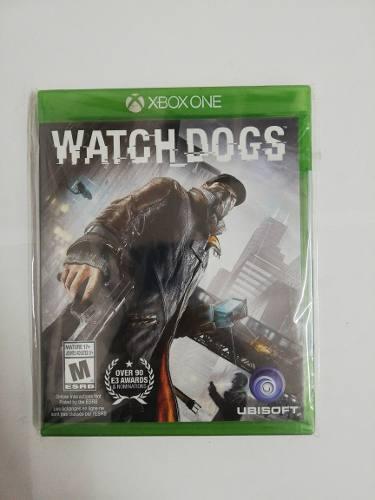 Juego Watch Dogs Xbox One Nuevo Original