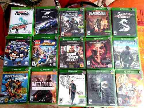Juegos Para Xbox One
