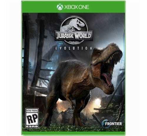 Jurassic World Evolution Xbox One Nuevo